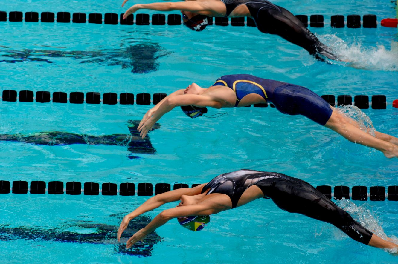 Danais Swimming image